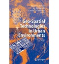 Geo-spatial Technologies in Urban Environments: Policy, Practice, and Pixels