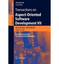 Transactions on Aspect-oriented Software Development: Bk. 7: A Common Case Study for Aspect-oriented Modeling