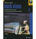Rock Piano 1: Professional Know-How Of Contemporary Keyboard-Playing/Grundlagen Des Professionellen Keyboard-Spiels In Pop Und Rock
