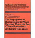 Propagation of Electromagnetic Waves Through, Along and Over a Three-Dimensional Conducting Half Space: EM Waves Over a Conducting Earth
