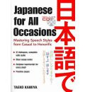 Japanese for All Occasions: Mastering Speech Styles from Casual to Honorific