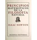 Principios matemáticos de la filosofía natural / Mathematical Principles of Natural Philosophy