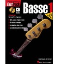 Fasttrack Bass Method - Book 1 - French Edition