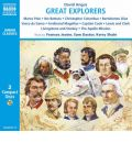 Great Explorers of the World: Marco Polo, Ibn Battuta, Vasco Da Gama, Christopher Columbus, Ferdinand Magellan, Captain Cook, Lewis and Clark, Livingstone and Stanley, the Apollo Mission to the Moon