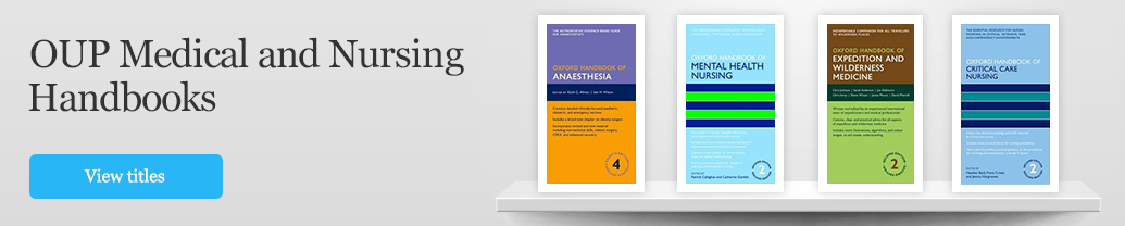 OUP Medical & Nursing Handbooks
