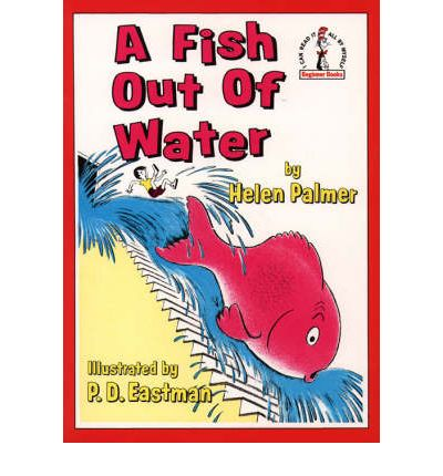 A fish out of water helen palmer 9780001713079 for A fish out of water