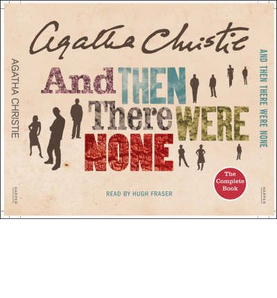 an overview of the novel and then there were none by agatha christie Listen to and then there were none by agatha christie overview agatha christie's she wrote there a novel.