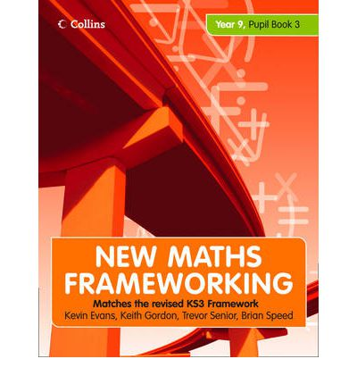 New Maths Frameworking Year 9: Pupil Book 3