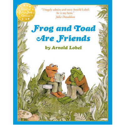 Frog and Toad: Frog and Toad are Friends