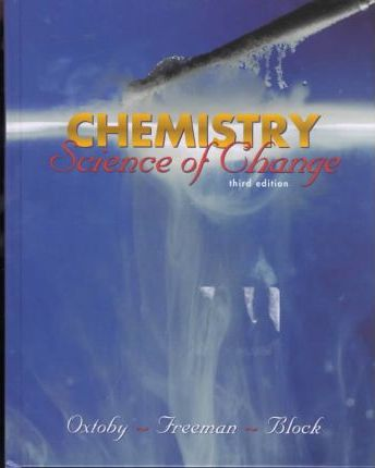 Chemistry science of change oxtoby