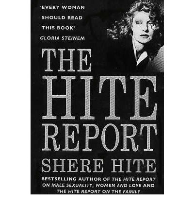 The Hite Report On Female Sexuality