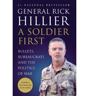 general rick hillier book a soldier first pdf