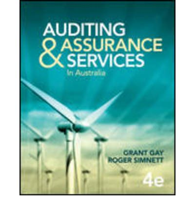 auditing and assurance services in australia The auditing and assurance standards board (auasb) is an independent,  statutory agency of the australian government, responsible for developing,  issuing and  and related guidance for auditors and providers of other assurance  services.