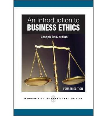 an introduction to the analysis of business ethics Ethics are a system of moral principles and a branch of ethics: a general introduction a rational moral cost-benefit analysis of actions and.