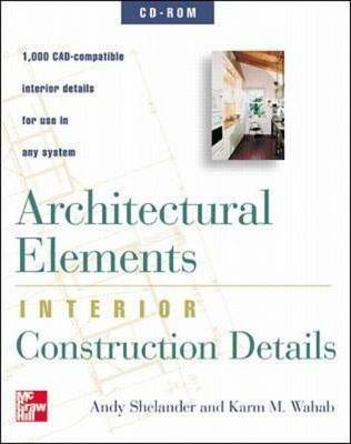 Architectural Elements: Single User : Interior Construction Details