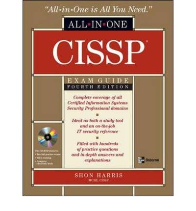 CISSP Certification All-in-one Exam Guide