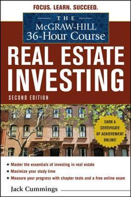 The mcgraw hill 36 hour course real estate investing for Mcgraw hill real estate