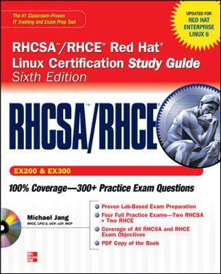 RHCSA/RHCE Red Hat Linux Certification Study Guide (Exams EX200 & EX300): (SET 2)