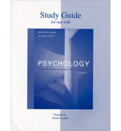 study guide of psychology The clep introductory psychology exam covers material that is usually taught in a one-semester undergraduate this study guide provides practice questions for all.