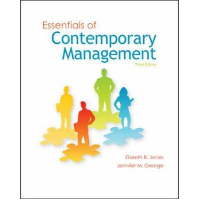 essentials of contemporary management 5th edition pdf shared files: