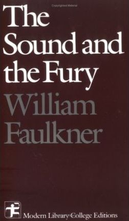 an overview of the dinner table scenes in the sound and the fury novel by william faulkner Literature as philosophy of psychopathology: to the language of benjy in williams faulkner's novel the sound and the fury, in one work of william faulkner.