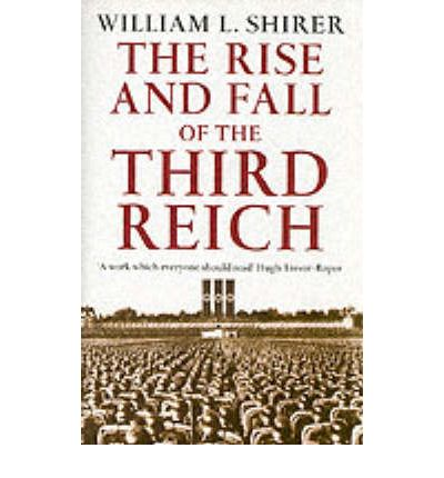 the rise and fall of the third reich epub books