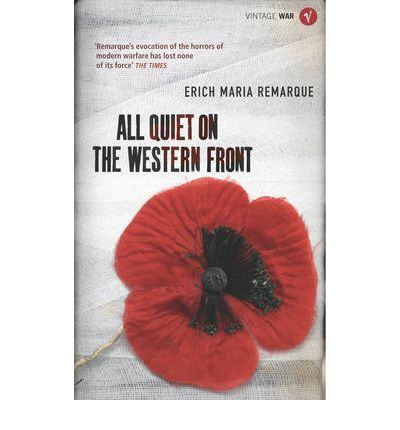an analysis of all quiet on the western front an anti war novel by erich remarque The best study guide to all quiet on the western front on guide on erich maria remarque's all quiet on the first anti-war war novel and therefore.