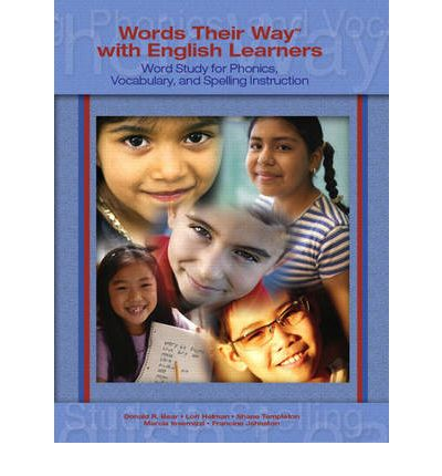 Words Their Way for English Language Learners