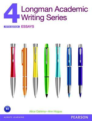 longman academic writing series 4 essential online resources olpinstant access 1 yr subscription alice oshima 9780132915694 - Example Academic Essay
