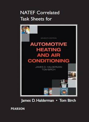 NATEF Correlated Task Sheets for Automotive Heating and ...