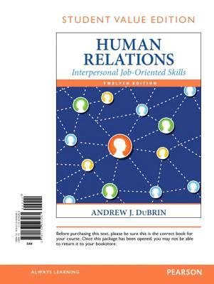 Personality Human Relations