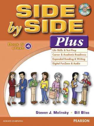 Value Pack : Side by Side Plus 4 Student Book and Etext with Activity Workbook and Digital Audio