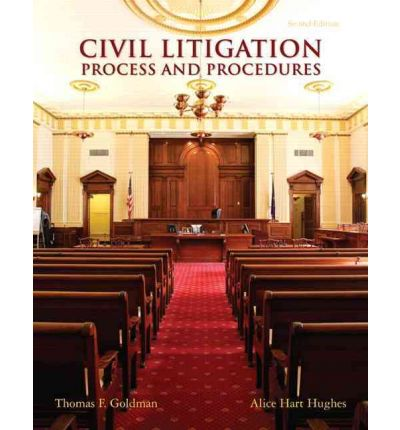 civil litigation process The process set out under the rules of civil procedure for the hearing of a civil litigation matter can be confusing and complex for the uninitiated, it can be.