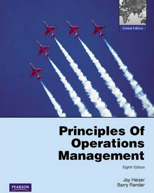Solution manual for Operations Management 11th edition by Jay Heizer, Barry Render