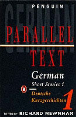 German Short Stories: v. 1