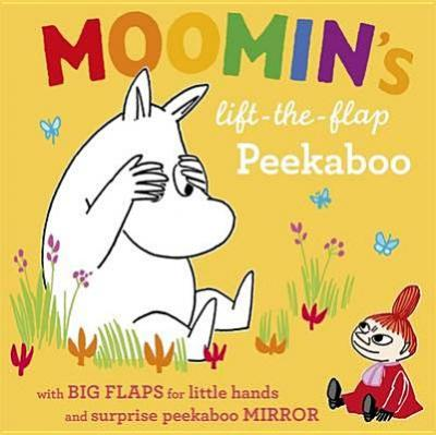 Moomin's Lift-the-Flap Peekaboo
