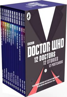 Doctor Who: 12 Doctors, 12 Stories : 12-Book, 12 Postcard