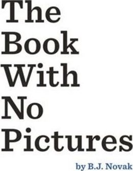 The Book with No Pictures B J Novak 9780141361789
