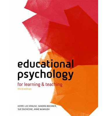 educational pshcholgy Become a leader in the fields of teaching, learning, human development, and behavior in our educational psychology programs graduate-level researchers study how students think and learn.