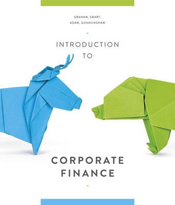 an introduction to corporate finance pdf