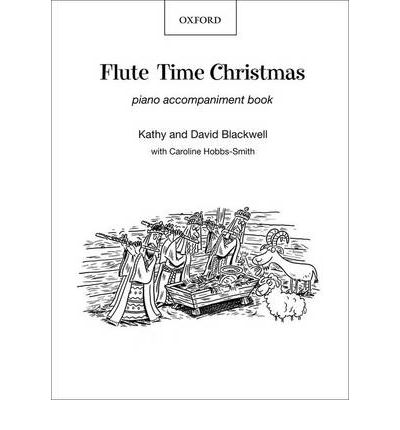 Flute Time Christmas: Piano Book