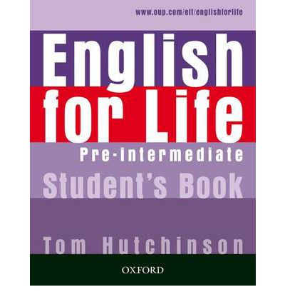 english in my life pre intermediate The books really reflect how i feel as a teacher and my concerns about the environment and life issues which is far from the usual trite content about the rich and famous.