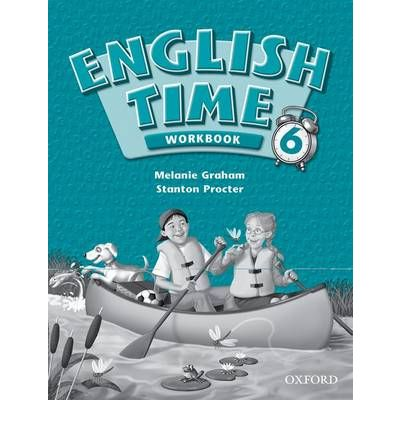 English Time 6: Workbook
