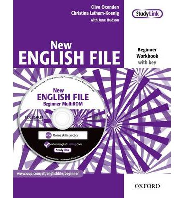 New english file intermediate workbook clive oxenden 9780194518048 new english file beginner workbook with key and multirom pack fandeluxe Images