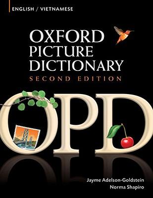 The Oxford Picture Dictionary: English-Vietnamese Edition