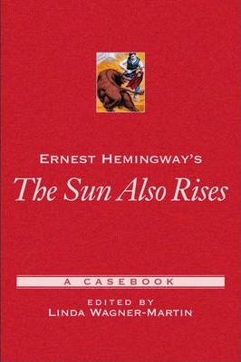 "a description of life after the war in the sun also rises by ernest hemingway The understated and economic style of ernest hemingway  not only his writing style but also his personal life  his renowned writing ""the sun also rises."