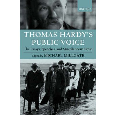 the voice by thomas hardy essay How does hardy powerfully convey distress and grief in this poem the voice by thomas hardy was written shortly after the death of his first wife.