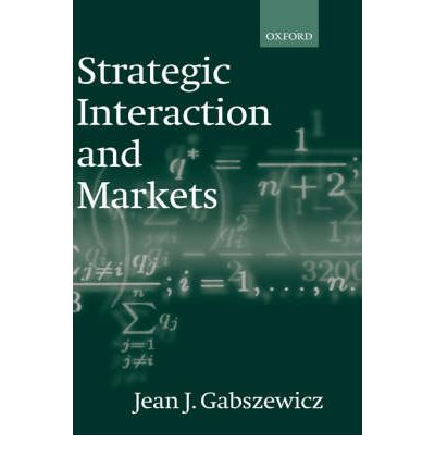 strategic interaction in sports By strategic interaction we mean that individuals know that their actions will have an effect on the outcome and act accordingly having determined the types of situations that game theory deals with, we have to now discuss.