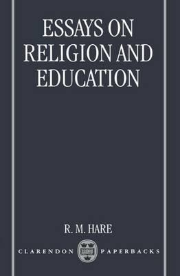 education essay religion Religious discrimination has played a significant role in the course of global history this lesson offers essay topics that will help your.