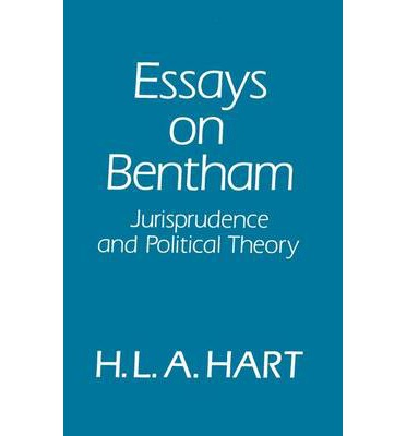 Essays on Bentham : Jurisprudence and Political Philosophy